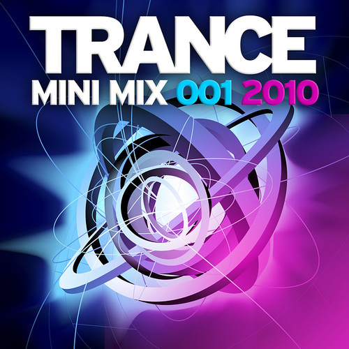 Album Art - Trance Mini Mix 001 - 2010