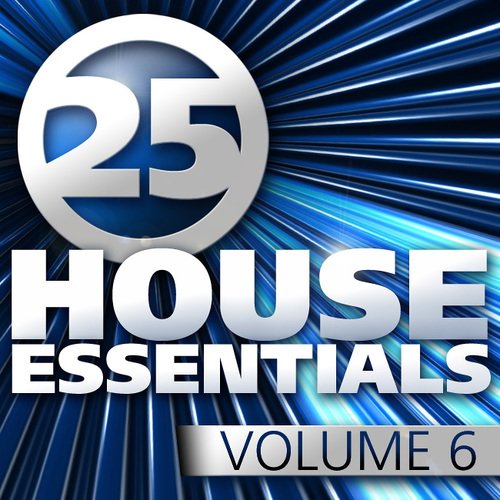 Album Art - 25 House Essentials Volume 6