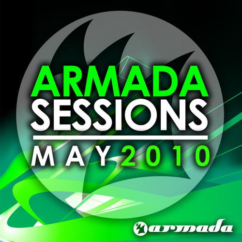 Album Art - Armada Sessions May - 2010
