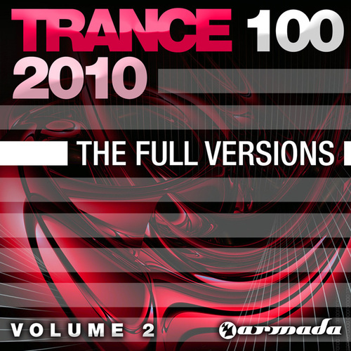 Album Art - Trance 100 - 2010 Volume 2 - The Full Versions