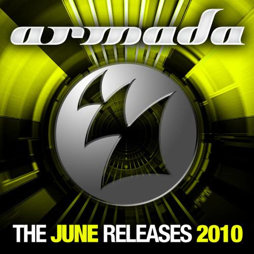Album Art - Armada June Releases - 2010