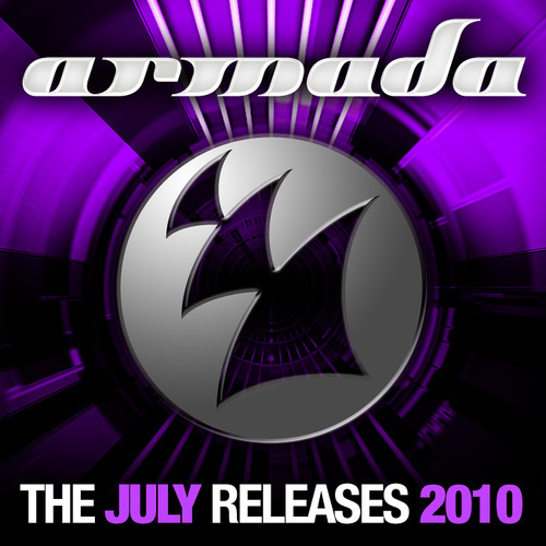 Album Art - Armada July Releases - 2010