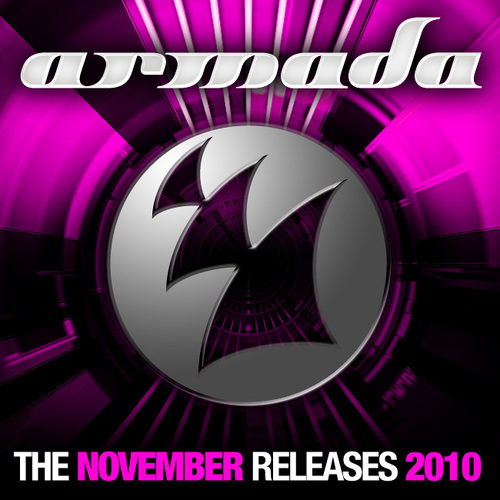 Album Art - Armada: The November Releases 2010