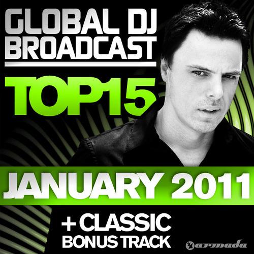 Album Art - Global DJ Broadcast Top 15 - January 2011 - Including Classic Bonus Track