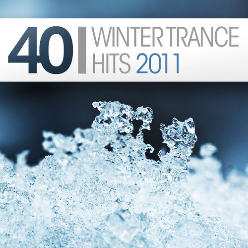 Album Art - 40 Winter Trance Hits 2011