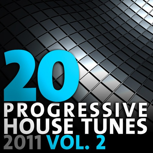 Album Art - 20 Progressive House Tunes 2011, Vol. 2