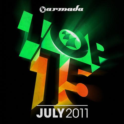 Album Art - Armada Top 15 - July 2011