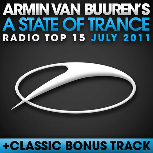 Album Art - A State Of Trance Radio Top 15 - July 2011 - Including Classic Bonus Track