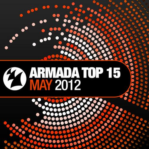 Album Art - Armada Top 15 - May 2012