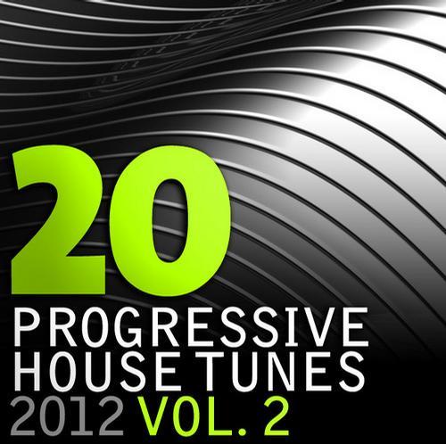 Album Art - 20 Progressive House Tunes 2012, Vol. 2