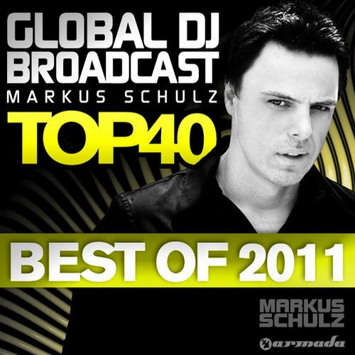 Album Art - Global DJ Broadcast Top 40 - Best Of 2011