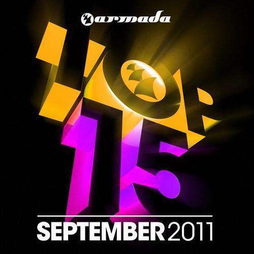 Album Art - Armada Top 15 - September 2011