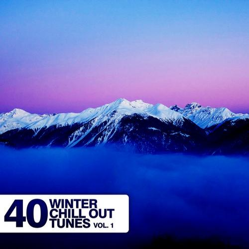 Album Art - 40 Winter Chill Out Tunes Volume 1