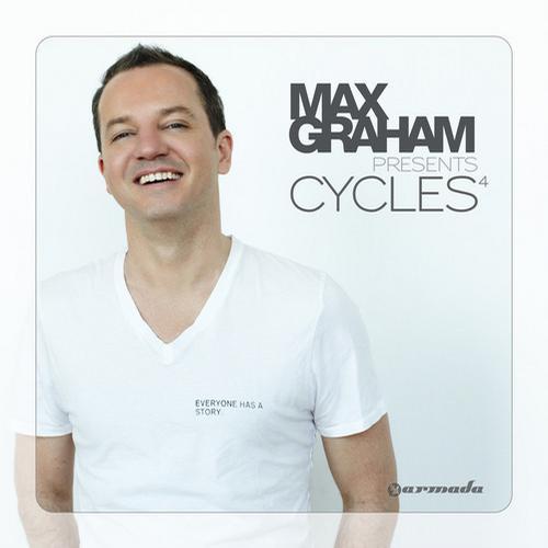 Album Art - Max Graham presents Cycles 4