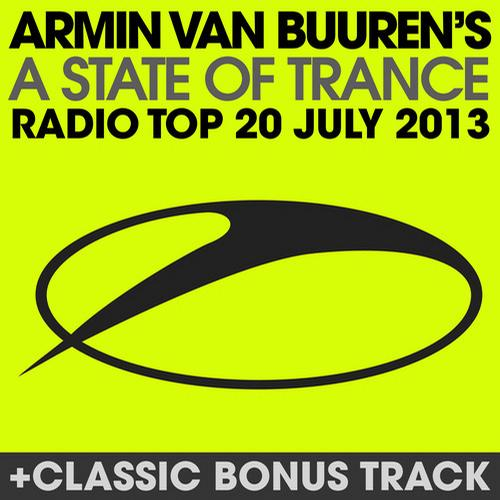 Album Art - A State Of Trance Radio Top 20 - July 2013 - Including Classic Bonus Track