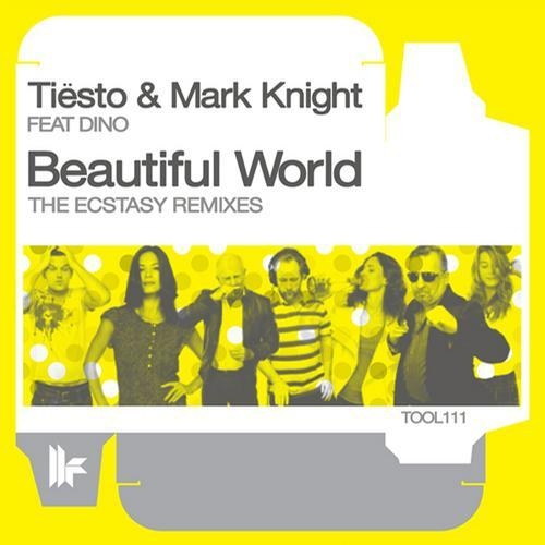 Album Art - Beautiful World (The Ecstasy Remixes)