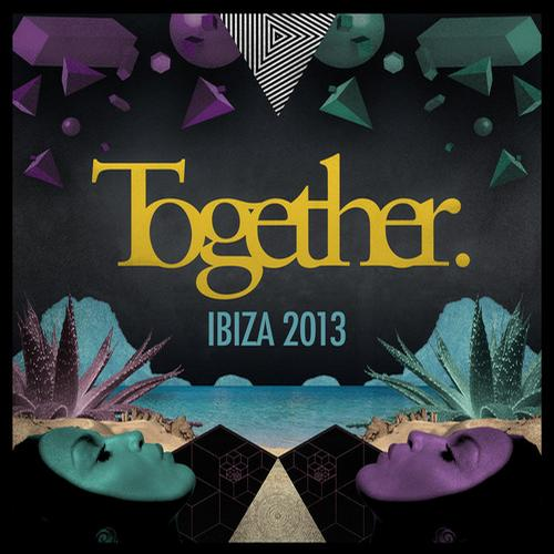 Together Ibiza 2013 Album Art