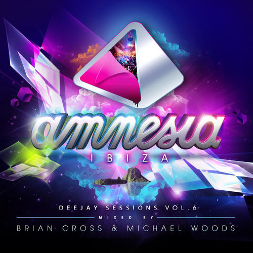 Album Art - Amnesia Ibiza - Deejay Sessions Vol. 6