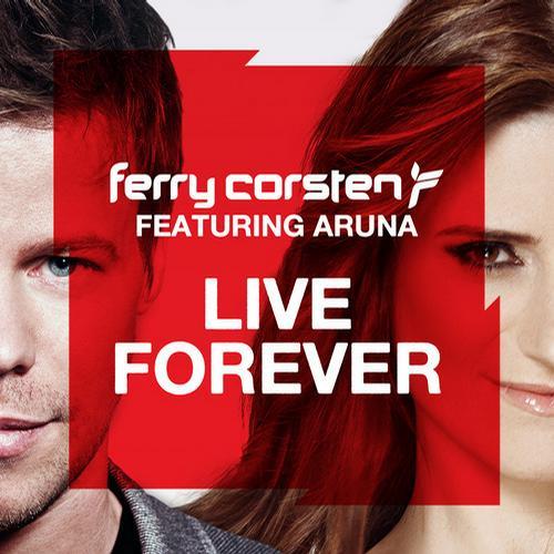 Album Art - Live Forever (feat. Aruna)