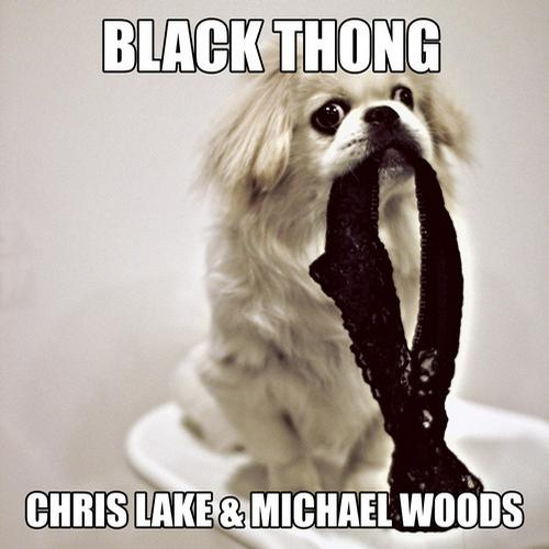 Album Art - Black Thong