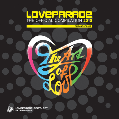 Album Art - Loveparade 2010 - The Art Of Love (The Official Compilation) Part 1