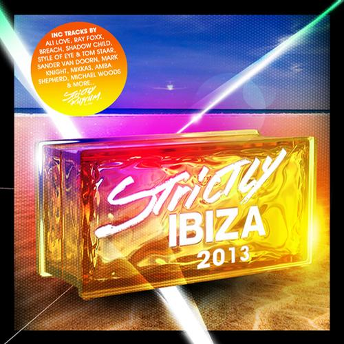 Album Art - Strictly Ibiza 2013
