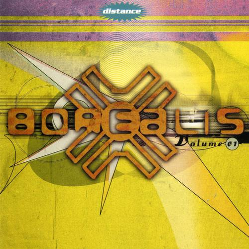 Album Art - Borealis, Vol.01
