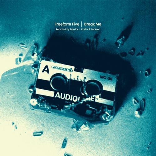 Album Art - Break Me (Remixes)