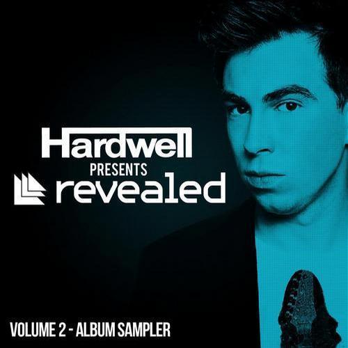 Album Art - Hardwell presents Revealed Volume 2 - Album Sampler