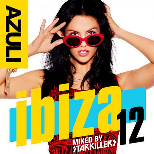 Album Art - Azuli Ibiza '12 mixed by Starkillers