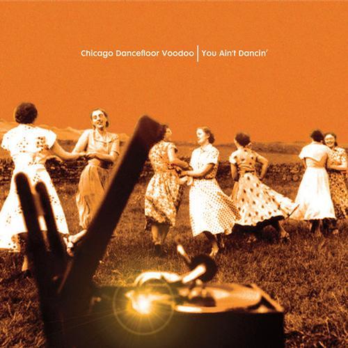Album Art - You Ain't Dancin'