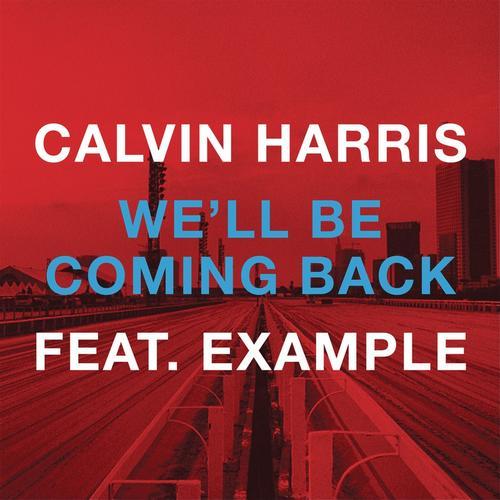 Album Art - We'll Be Coming Back