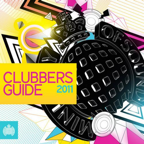 Album Art - Clubbers Guide 2011 - International Version