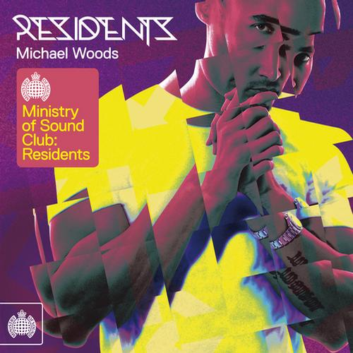 Album Art - Ministry of Sound Club: Residents - Michael Woods