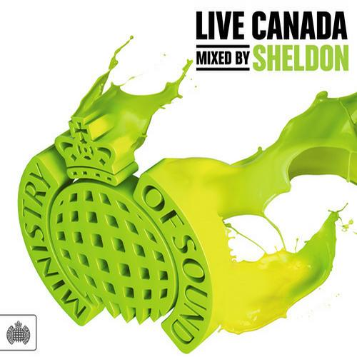 Album Art - Ministry of Sound Live: Canada