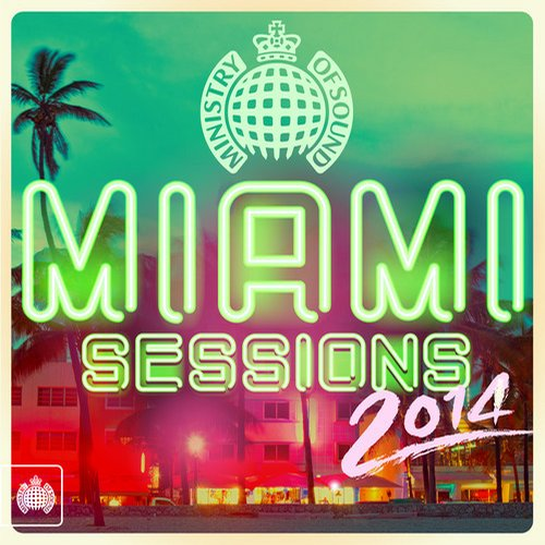 Album Art - Miami Sessions 2014 - Ministry of Sound