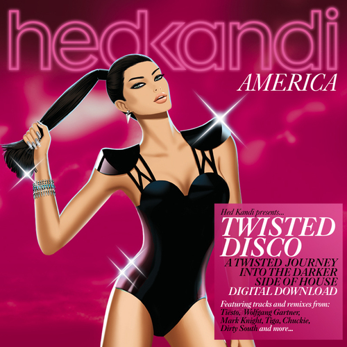 Album Art - Twisted Disco 2011 - America