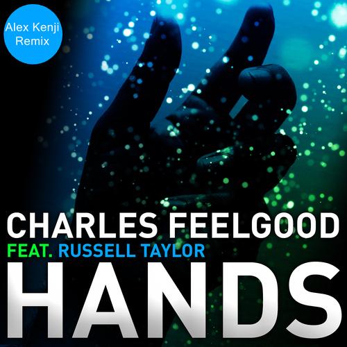 Album Art - Hands feat. Russell Taylor