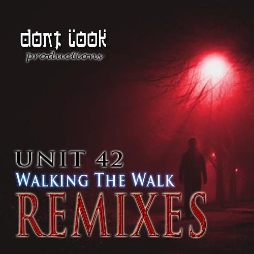 Album Art - Walking The Walk Remixes