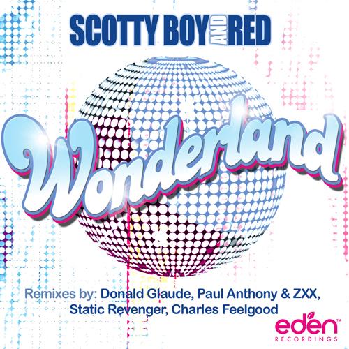 Album Art - Wonderland