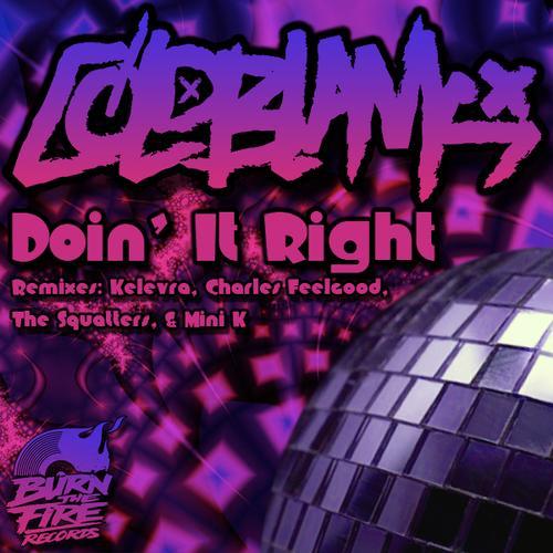 Album Art - Doin' It Right EP