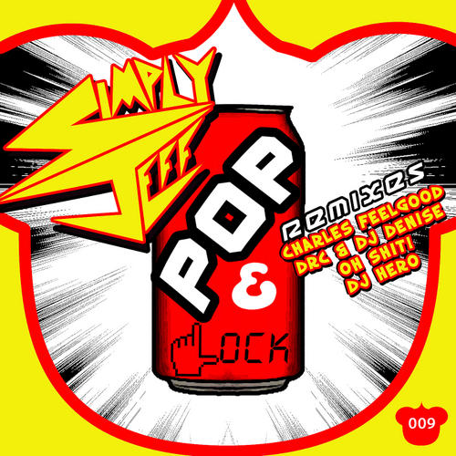 Album Art - Pop N Lock Remixes