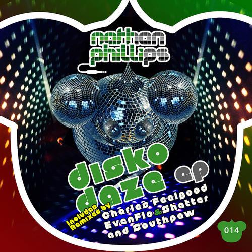 Album Art - Disko Daze EP