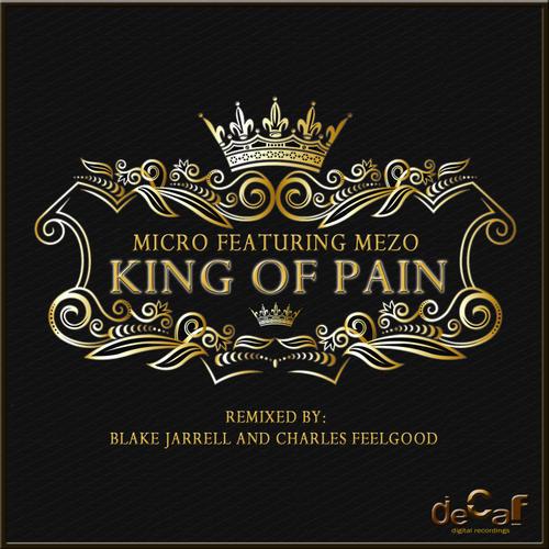 King Of Pain Album Art