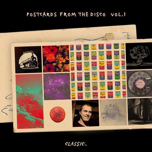 Postcards From The Disco Album Art