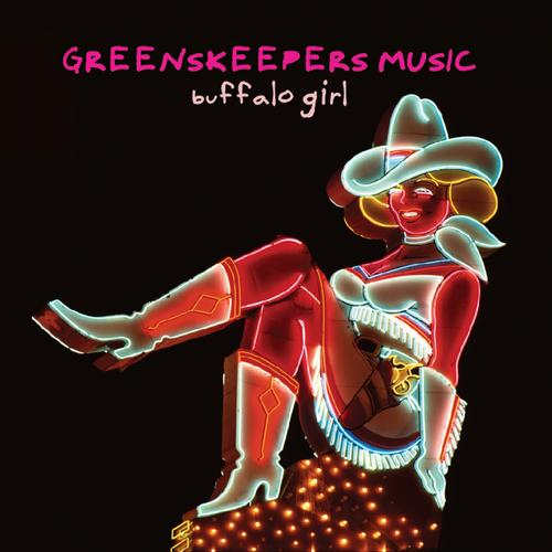 Album Art - Buffalo Girl