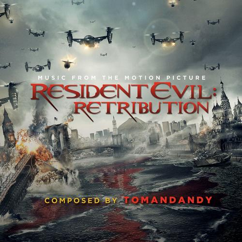 Album Art - Resident Evil: Retribution