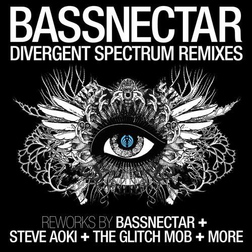Divergent Spectrum Remix EP Album Art