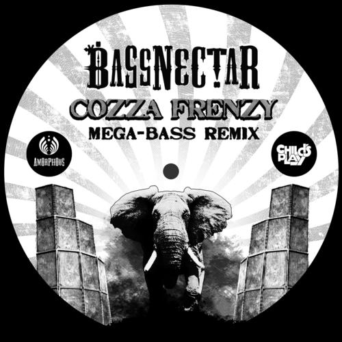 Album Art - Cozza Frenzy - Mega-Bass Remix