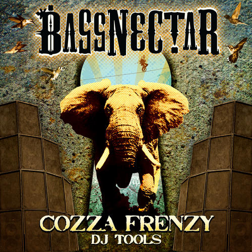 Album Art - Cozza Frenzy DJ Tools